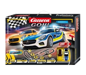 Autodráha Carrera GO 62494 Super Pursuit